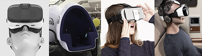 VR沉浸式交互体验虚拟样板房
